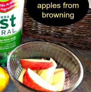 Apple Season Is Almost Here- Tips To Keep Them From Browning 1