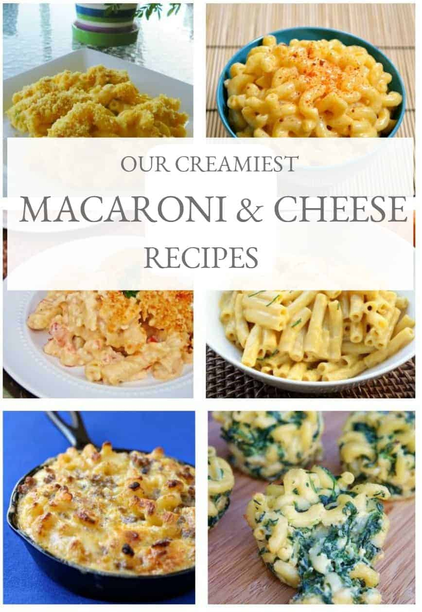 15 creamy dreamy macaroni and cheese recipes