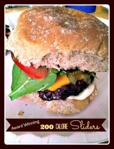 How To Make Award Winning 200 Calorie Beef Burgers