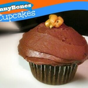 Semi-Homemade FunnyBones Cupcake Recipe 2