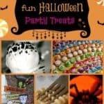 How To Make 15 Fun Halloween Party Treats
