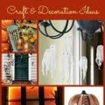 25 Halloween Craft & Decoration Tutorials