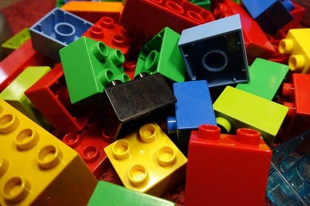 how to sanitize legos