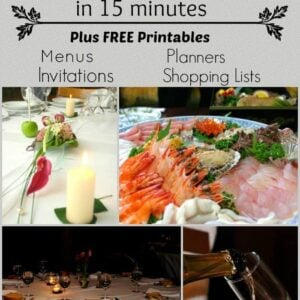 How To Plan Your Holiday Parties In 15 Minutes Plus Free Printables   2