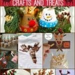 Christmas Vacation Fun! 20 Reindeer Crafts And Treats