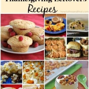 120 Amazing Thanksgiving Leftover Recipes 1