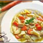 Grandma's Homemade Turkey Soup in 30 Minutes