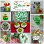 13 Cute And Fun Grinch Themed Treats