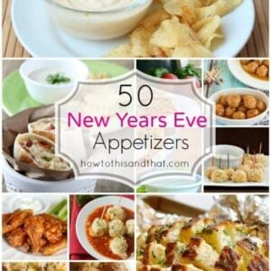 50 Must Serve New Year's Eve Appetizers & Party Food   13