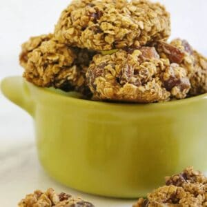 oatmeal cranberry chocolate chunk cookies