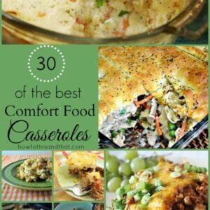 30 Of The Best Comfort Food Casseroles   1