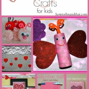 19 Quick & Easy Valentine's Day Crafts For Kids