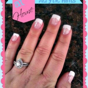 How To Do Your Own Acrylic Nails At Home 3