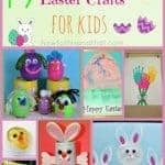 19 Quick and Easy Easter Crafts For Kids