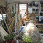 Removing the Clutter from a Cluttered Garage