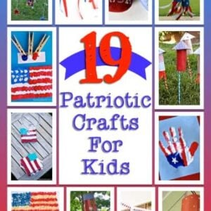 19 Patriotic Crafts Kids