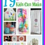 19 Homemade Gifts For All Occasions That Kids Can Make