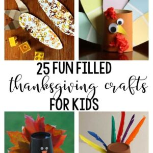25 Fun Filled Thanksgiving Crafts For Kids 2015