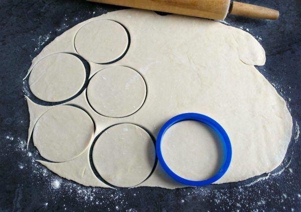 How To Make Asian Potsticker Dough in 5 Minutes