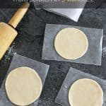 VIDEO: How To Make Amazing Asian Potsticker Dough in 5 Minutes