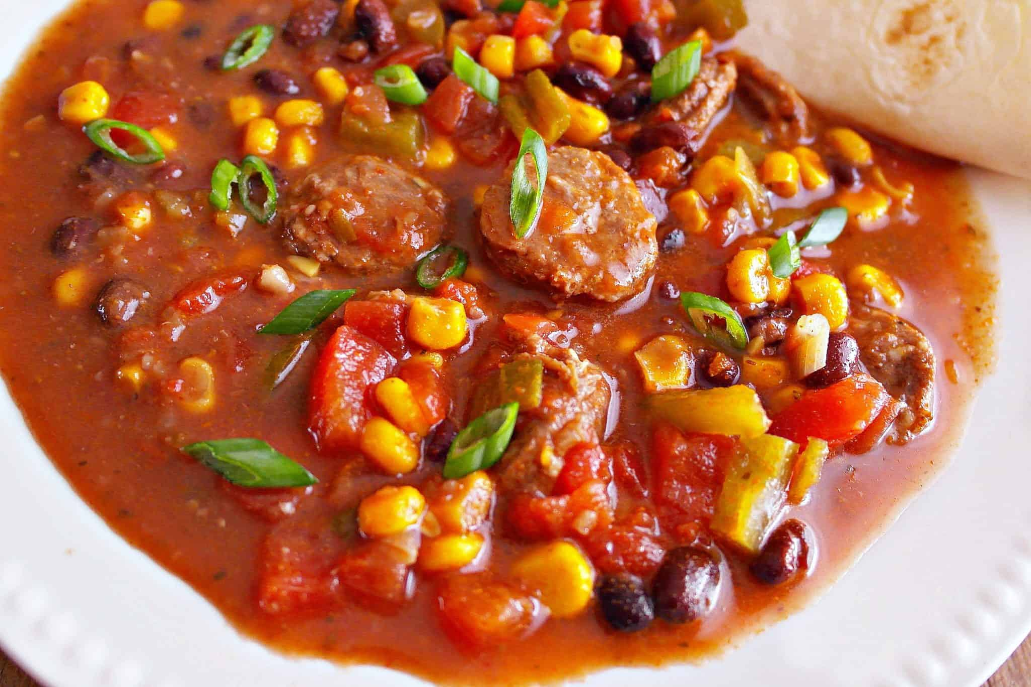 Hearty Mexican Stew Packed Full Of Flavor In 20 Minutes 1