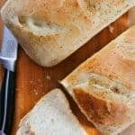Easiest Homemade Garlic Bread Recipe