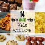 14 Hidden Vegetable Recipes For Kids