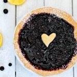 Easy Blueberry Pie or Tartlet Recipe
