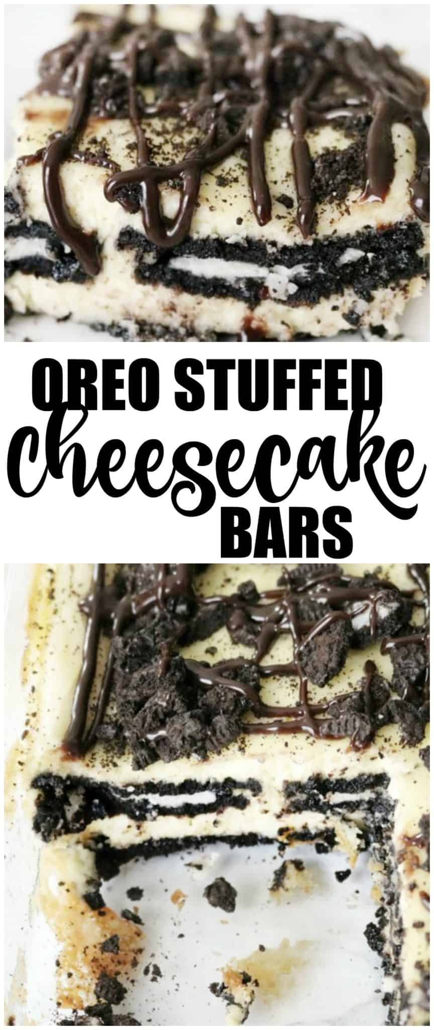 oreo cheesecake pin