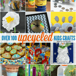 upcycled kids crafts