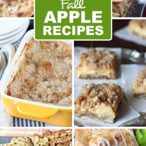 The Only Apple Recipes For Fall That You Need!