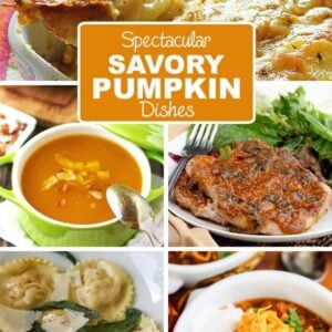 savory pumpkin recipes