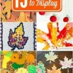 Fall Crafts To Make & Display- 15 Beautiful Creations!