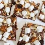 Easy Fudge Recipe- Marshmallow Nutella Magic