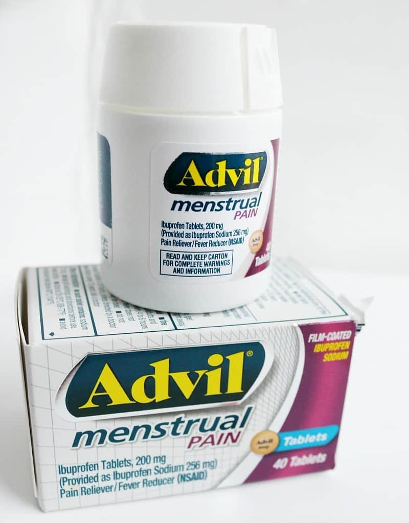 advil menstrual pain