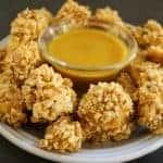 Honey Mustard Popcorn Chicken