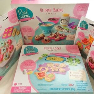 Real Cooking Kids Review- Baking Made Easy & Fun For Kids!