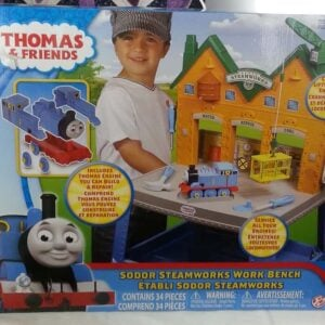 Thomas & Friends Toys Review