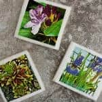 DIY Photo Coasters Keepsake & Gift