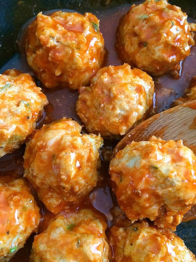 low carb meatballs