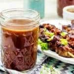 Low Carb BBQ Sauce- Keto Friendly