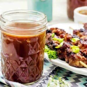 Low Carb BBQ Sauce- Keto Friendly