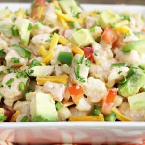 keto diet - potato salad