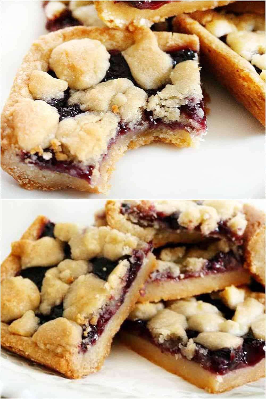 keto fathead blueberry bars keto dessert recipe