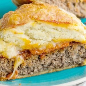 low carb pizza burgers
