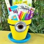 Minions Craft- Desktop Storage