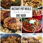 1hr Instant Pot Recipes