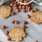 Keto Hazelnut Breakfast Cookies