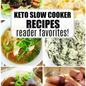 keto slow cooker recipes