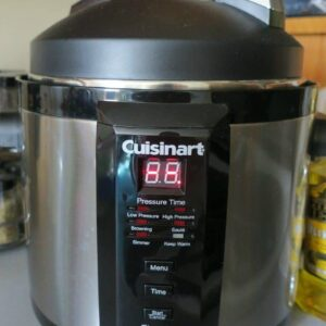 Cuisinart Pressure Cooker Review
